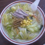 あさはら - 料理写真:野菜ラーメン(塩味)