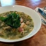 フィリペペ - インゲンと野菜のリヴォリータ