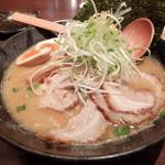 麺処たちばな - 特製たちばな味噌ラーメン¥980