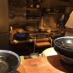 和風楽麺 四代目 ひのでや - 清潔な調理場