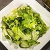 ザ チョイス - 料理写真:フレッシュ グリーン サラダ