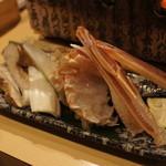 36076766 - 焼き蟹