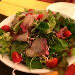 ブラッスリー ラ*フェスタ  - 鮮魚のサラダ