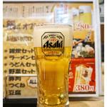 よし木 - 「生ビール」(2015.01)