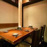 まごころ いし井 - 今宵は日本酒を肴に仲間と一杯。