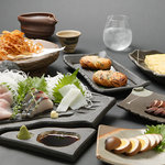 まごころ いし井 - 当店自慢★日本酒の肴たち。