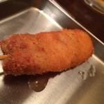 串あげ 上々 - 豚バラ