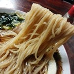 福佐家 - 料理写真:麺リフト