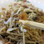 香港園 - 干し海老と干し椎茸の風味が良い
