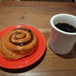 ドロップコーヒー - モーニングセット400円