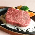 神戸ブランド亭 - 神戸牛ランプステーキ150g