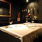 大田原 牛超 - 個室も2室完備。接待・大切な人とごゆっくりお過ごしください。
