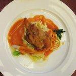 ブラッスリー・レカン - 若鶏のチーズ焼き