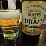 Nankinchouyuukouhanten - まずはビール