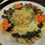 Nankinchouyuukouhanten - 前菜盛り合わせ