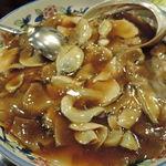 Nankinchouyuukouhanten - アワビのオイスターソース