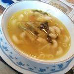 36090697 - ランチメニューについてきたスープ
