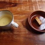 もりのたね - ハーブぽい香りのお茶
