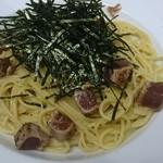 TANGO - 炙りマグロと本わさびの和風パスタ ¥980