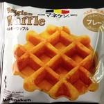 an3 - H.27.3.3.昼 マネケン ベルギーワッフル 129円