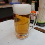 萬作 - 生ビール