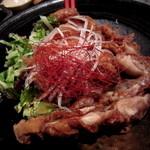 お箸Bar 火蔵 - 油淋鶏