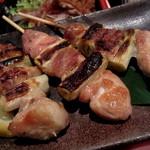 お箸Bar 火蔵 - 焼鳥