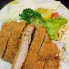 とん正 - 料理写真:ロースカツ定食(1,200円)