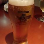 PIZZAジャルディーノ SAVOY - 生ビール