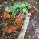 Shirakabekurabu - サーモンマリネ