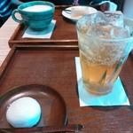 36099779 - ほうじ茶ソーダー