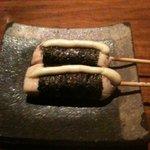 Tosaka-na Dining Gosso 武蔵小杉店 - ささみ柚子胡椒焼き 126円