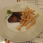 クイーンシーバ エチオピアレストラン - サモサ