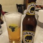クイーンシーバ エチオピアレストラン - タスカー