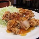 彩 - 「鶏の甘酢あんかけ」
