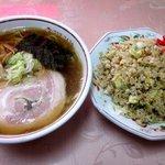 金安軒 - 料理写真:日替わりセット!