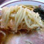 金安軒 - 柔らか目の自家製麺!