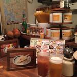 ABC 肉とワインのおいしい店 - 週末の疲れた私を癒してくれるABC♥️素敵なマスターうのしゃん♥️そして美味しい料理♥️ 私のオススメはパスタ、チーズケーキ(o^^o)
