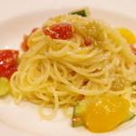 にくがとう - トマトのカペリーニ
