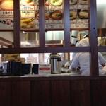 丸亀製麺 - うどん受け取り場所