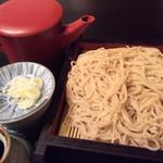 江戸前寿司 ちかなり - 自家製もりそば☆530円
