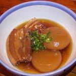 3611444 - 豚バラ肉と大根の煮物