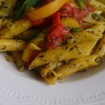 モロッコ タジンや - 野菜のみパスタ