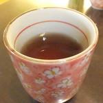 メルカードキッチンまる - お茶 【 2015年3月 】