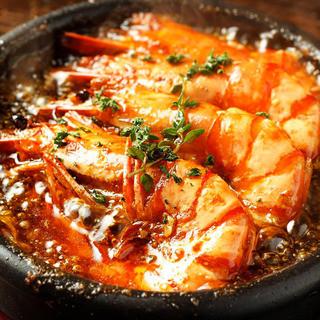 【シェフのこだわり】炭火&スペイン料理をご堪能ください!