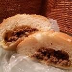 サルドゥバン - 大好きなインドラさんのカレーを使ったカレーパン