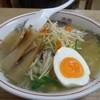 日景食堂 - 料理写真:大鰐温泉もやしラーメン680円