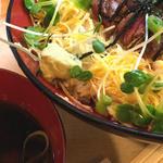 菱竹 トライ - ビーフ丼