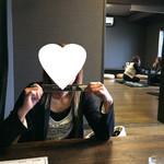 のうえんカフェ - お座敷席