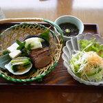 桃香 - 桃香セット(一の膳)